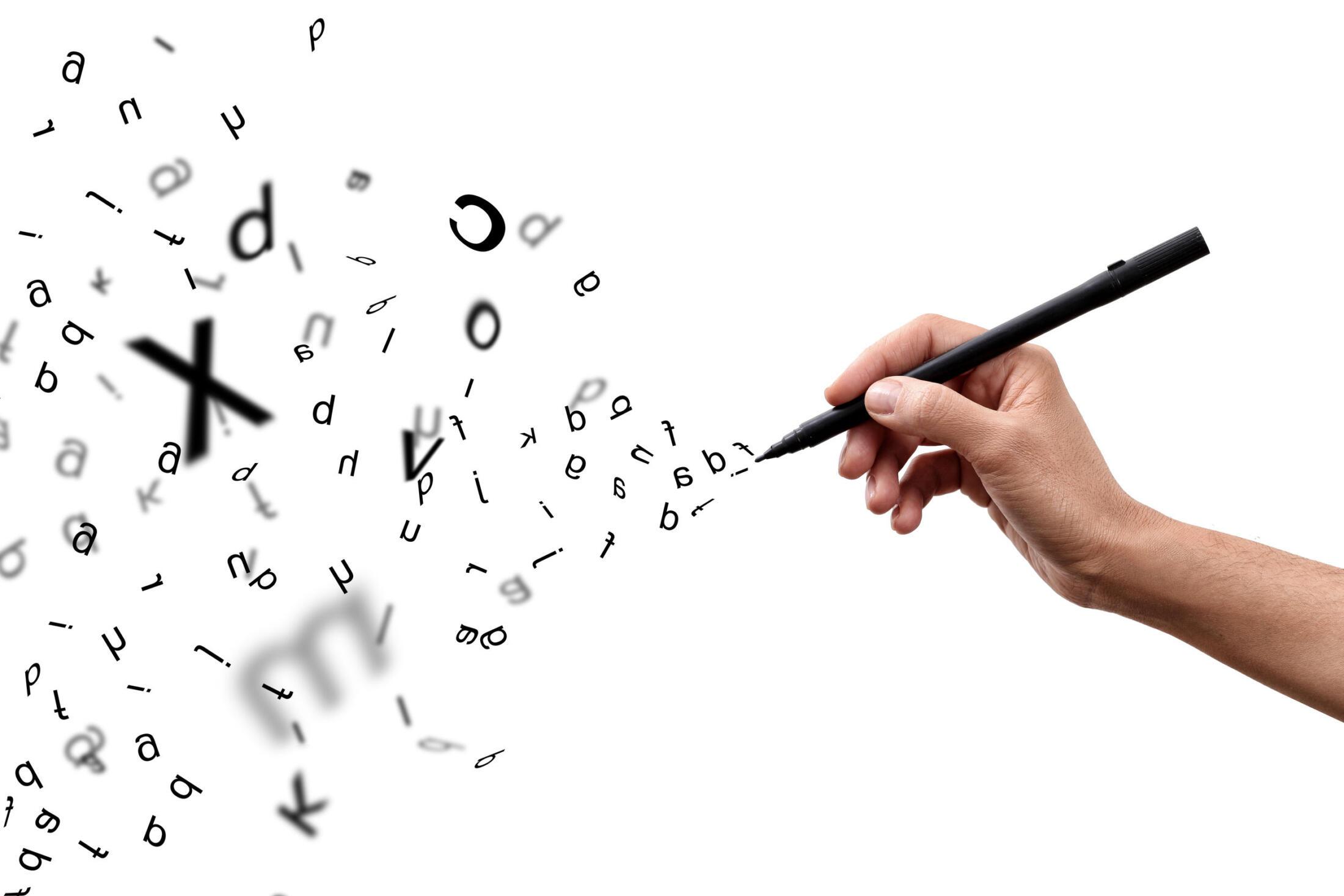 Blog vermijden ouderwets taalgebruik